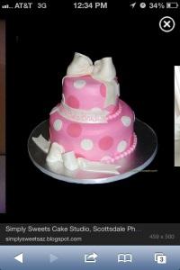 cake inspir